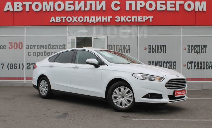 Ford Mondeo, 2015 год, 820 000 руб.
