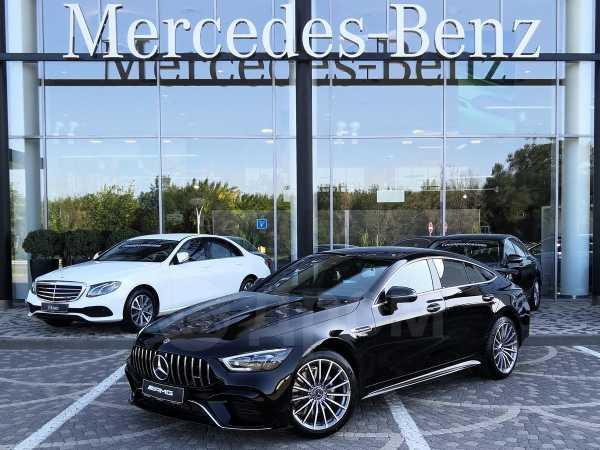Mercedes-Benz AMG GT, 2019 год, 9 360 000 руб.