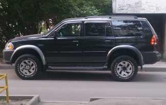 Иркутск Montero Sport 2001