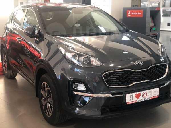 Kia Sportage, 2019 год, 1 550 000 руб.