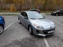 Новороссийск Mazda3 2013