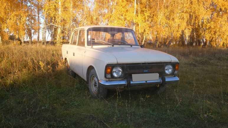 Москвич 412, 1988 год, 12 000 руб.