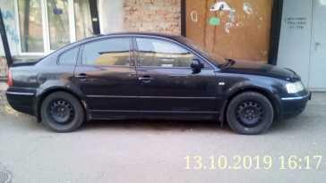 Красноярск Passat 1998