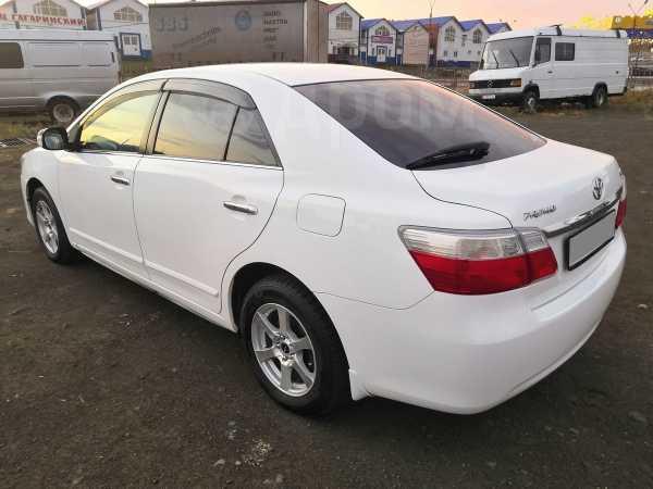 Toyota Premio, 2008 год, 595 000 руб.