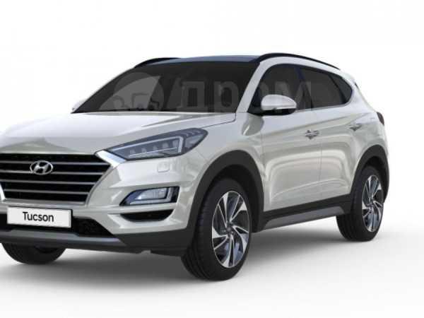 Hyundai Tucson, 2019 год, 1 684 000 руб.