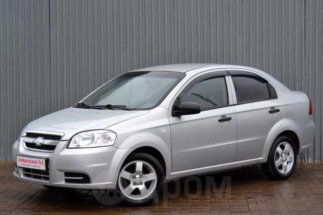 Chevrolet Aveo, 2009 год, 269 888 руб.
