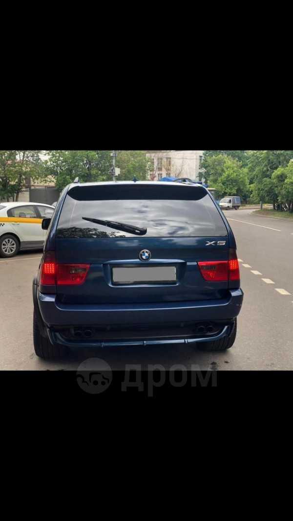 BMW X5, 2001 год, 500 000 руб.