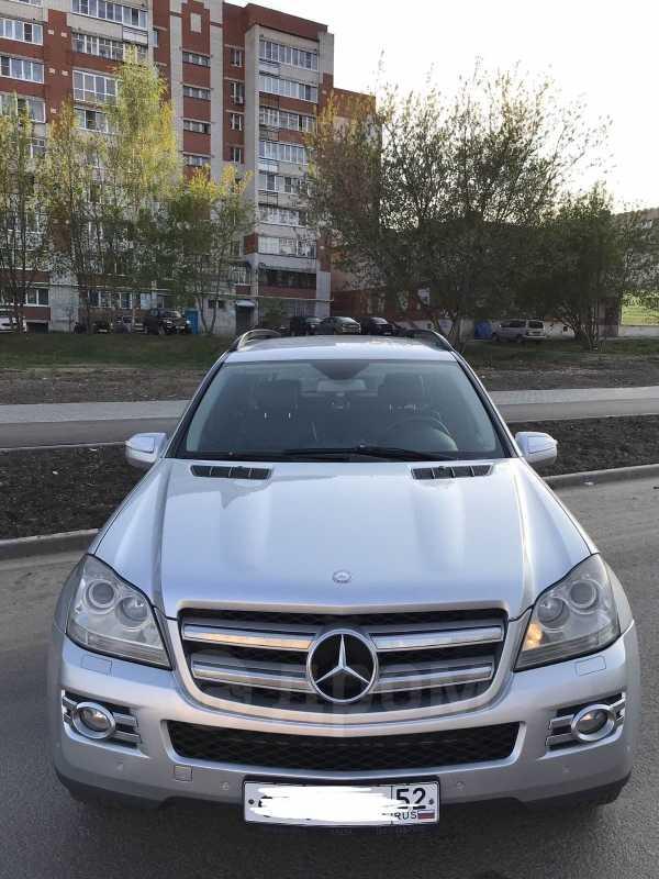 Mercedes-Benz GL-Class, 2008 год, 900 000 руб.