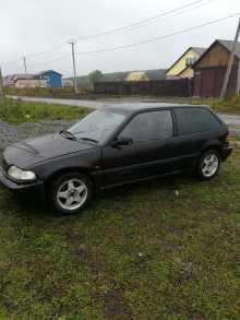Кемерово Civic 1989
