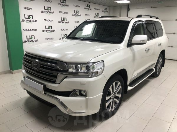 Toyota Land Cruiser, 2016 год, 3 630 000 руб.