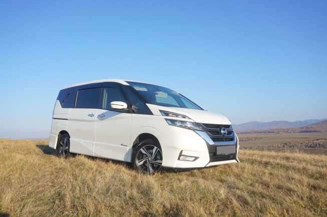 Nissan Serena, 2017 год, 1 450 000 руб.