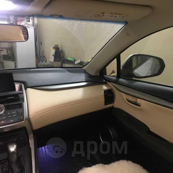 Lexus NX200t, 2016 год, 2 200 000 руб.