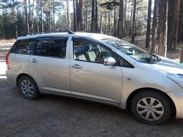Toyota Wish, 2007 год, 545 000 руб.