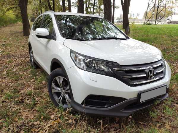 Honda CR-V, 2014 год, 1 150 000 руб.