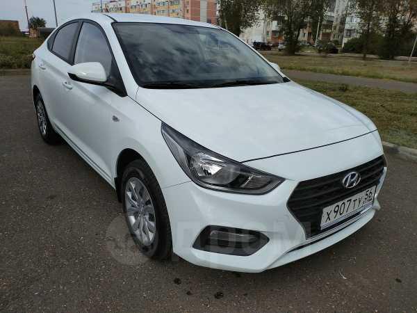Hyundai Solaris, 2019 год, 799 000 руб.