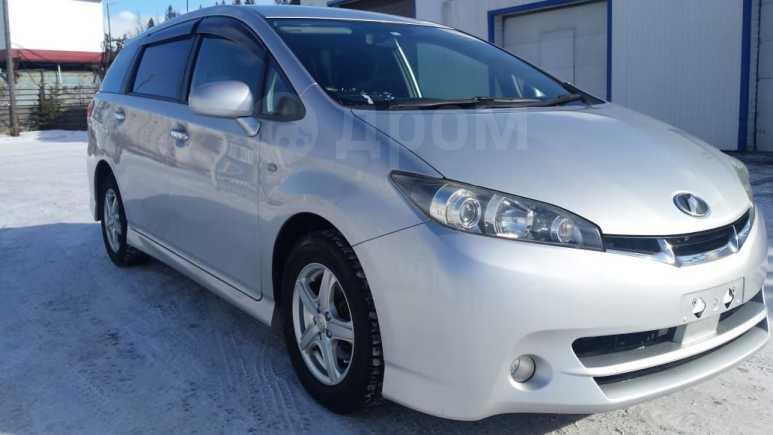 Toyota Wish, 2010 год, 760 000 руб.
