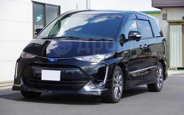 Toyota Estima, 2016 год, 1 093 000 руб.