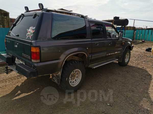 Mazda Proceed Marvie, 1991 год, 325 000 руб.