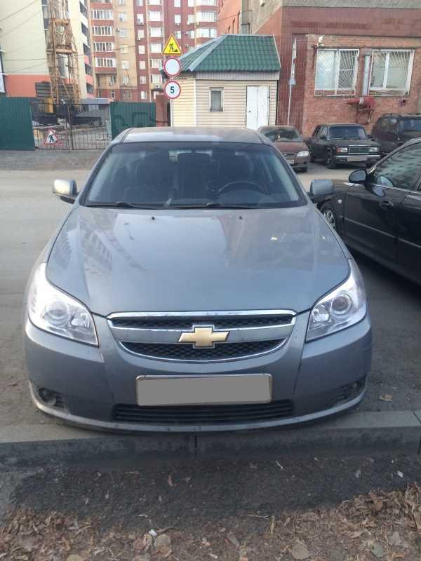 Chevrolet Epica, 2011 год, 480 000 руб.