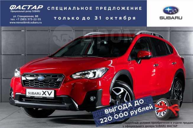 Subaru XV, 2019 год, 1 939 900 руб.