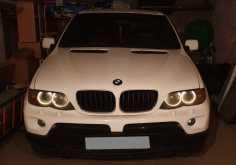 Улан-Удэ BMW X5 2003