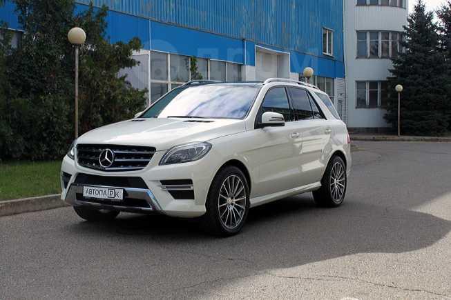 Mercedes-Benz M-Class, 2012 год, 1 650 000 руб.