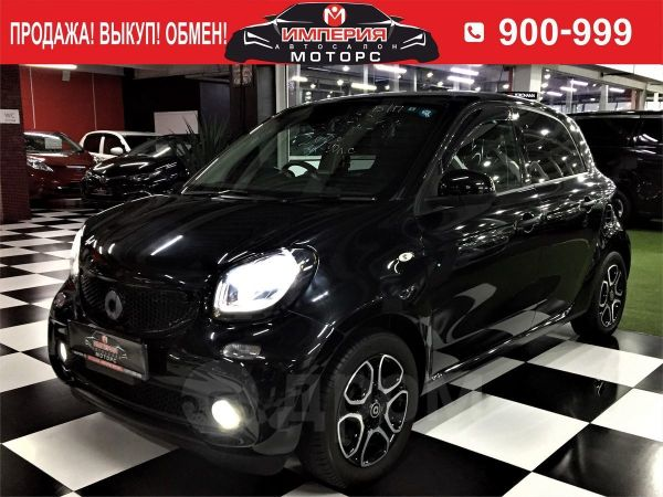 Smart Forfour, 2016 год, 699 000 руб.