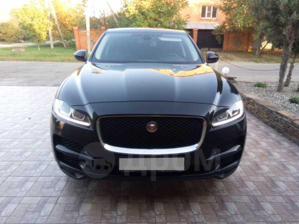 Jaguar F-Pace, 2016 год, 2 790 000 руб.