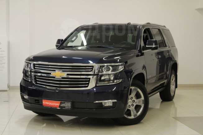 Chevrolet Tahoe, 2018 год, 3 380 000 руб.