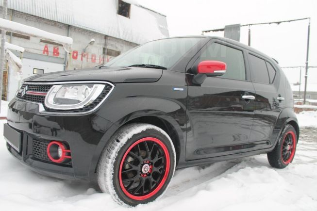 Suzuki Ignis, 2016 год, 790 000 руб.