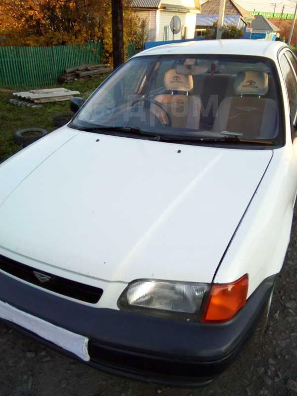 Toyota Tercel, 1995 год, 150 000 руб.