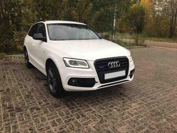Audi Q5, 2016 год, 2 200 000 руб.
