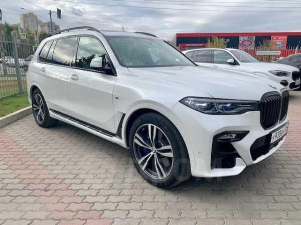 BMW X7, 2019 год, 7 840 000 руб.