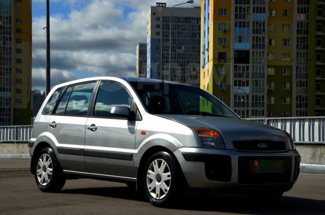 Ford Fusion, 2008 год, 320 000 руб.
