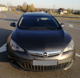 Бийск Astra GTC 2012