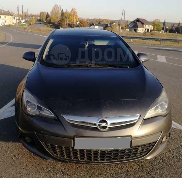 Opel Astra GTC, 2012 год, 665 000 руб.
