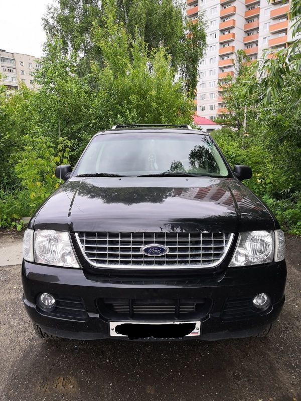 Ford Explorer, 2003 год, 460 000 руб.