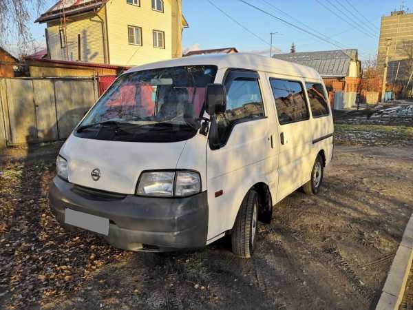 Nissan Vanette, 2009 год, 440 000 руб.