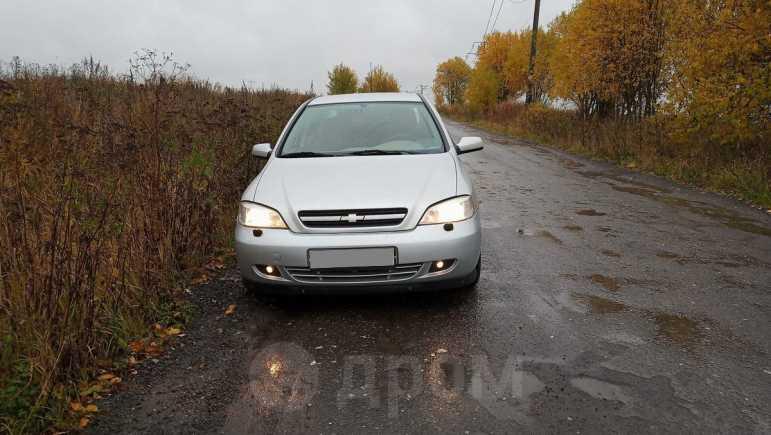 Chevrolet Viva, 2005 год, 260 000 руб.