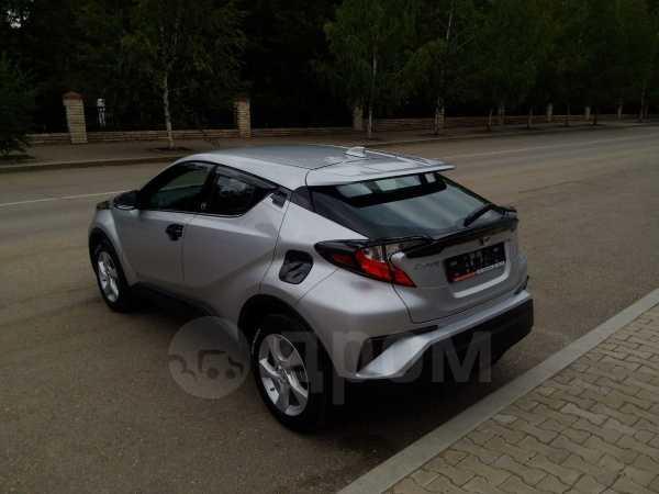 Toyota C-HR, 2018 год, 1 550 000 руб.