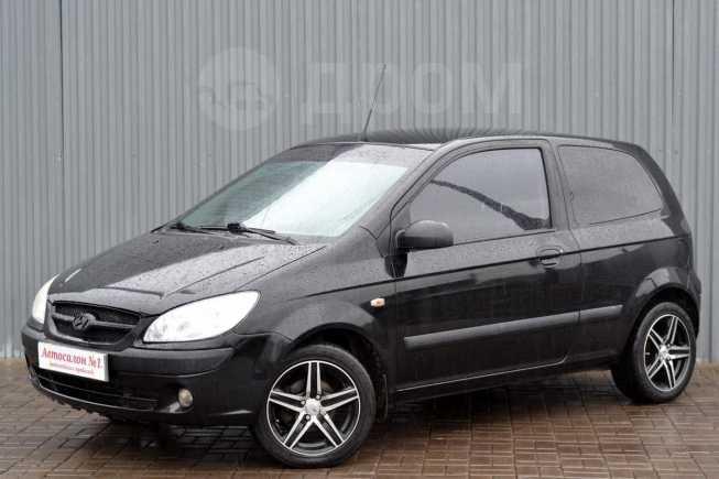 Hyundai Getz, 2006 год, 199 900 руб.