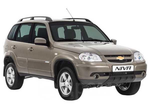 Chevrolet Niva, 2019 год, 687 000 руб.