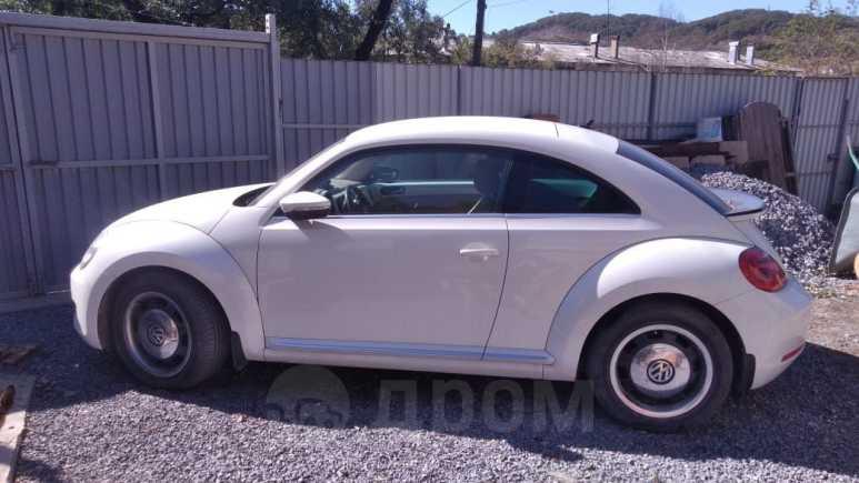 Volkswagen Beetle, 2014 год, 980 000 руб.