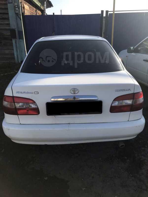 Toyota Corolla, 1997 год, 85 000 руб.