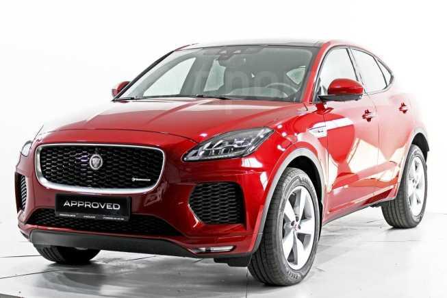 Jaguar E-Pace, 2018 год, 3 050 000 руб.