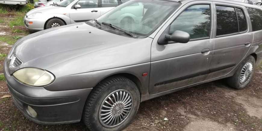 Renault Megane, 1999 год, 120 000 руб.