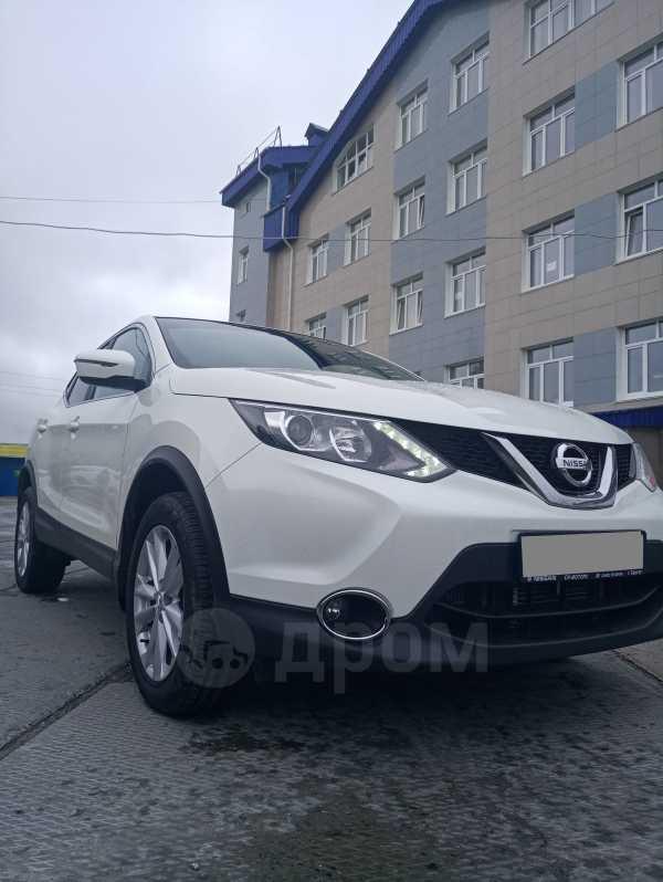 Nissan Qashqai, 2017 год, 1 050 000 руб.