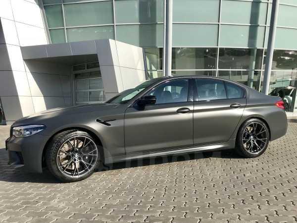 BMW M5, 2019 год, 9 790 500 руб.