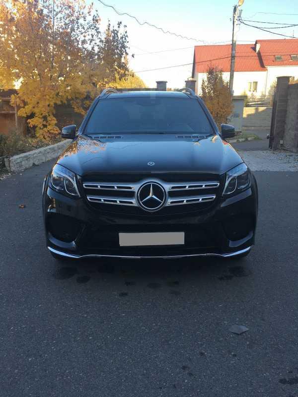 Mercedes-Benz GLS-Class, 2018 год, 4 700 000 руб.