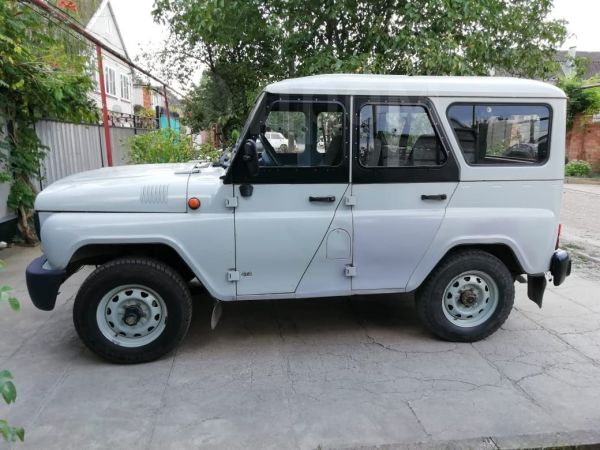 УАЗ Патриот, 2007 год, 290 000 руб.